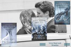 Live, Read and Breathe: Promised, Denied, Unveiled (One Night Series) by Jodi Ellen Malpas ~ #bookreviews #trilogy #romance @ForeverRomance