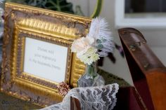 Vintage Wedding Décor by Country Girl Collections