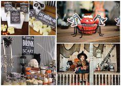 Halloween party! #halloween #party #decor #ideas #casadasamigas