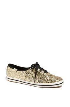 Keds® for kate spade new york glitter sneaker (Women) | Nordstrom.... want these!!!!