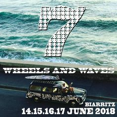 Wheels & Waves - Wheels and Waves