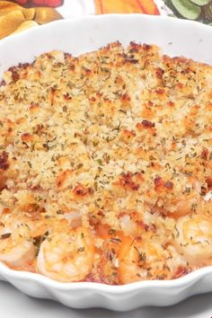 Shrimp Dejonghe Recipe, Shrimp Recipes, Fish Recipes, Fish Dinner, Seafood Dinner, Fish And Seafood, Meat Appetizers, Appetizer Recipes, Dinner Recipes