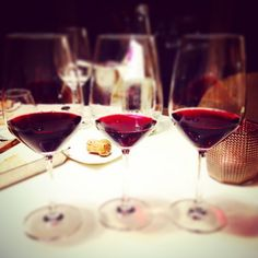 Red #wine selection - #ilborroexperience