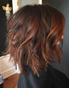 15 Best wedding hair color ideas that you will give you a different look frisuren haare hair hair long hair short Brown Hair With Highlights, Hair Color Highlights, Hair Color Balayage, Ombre Hair, Copper Balayage, Chestnut Highlights, Brunette Highlights, Blonde Hair, Hair Dye