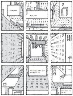 Afbeeldingsresultaat voor architectural comics