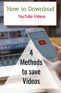 Tons of way to save videos on desktops, laptops and mobile devices.
