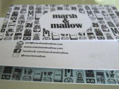 Marsh & Mallow Business Card