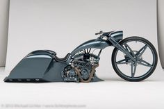 ROAD IRON-BAGGER OF THE YEAR right profile