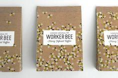worker bee - honey infused coffee
