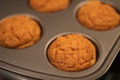 """Pumpkin applesauce muffins. THM """"E"""""""