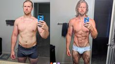 Fitness Body Transformation | Simple Guide from Fat to Fit - YouTube