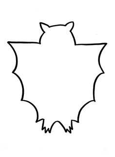 bat-chocolate-template.jpg (640×880)