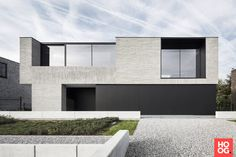 Francisca Hautekeete Architectuur - House M - Hoog ■ Exclusieve woon- en tuin inspiratie.