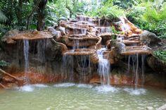 the springs cascades at los perdidos    - Costa Rica