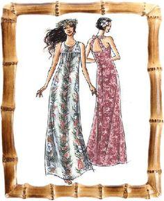 traditional Hawaiian sewing patterns