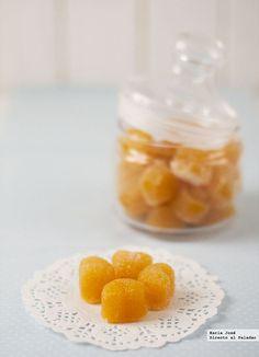 Gominolas de mango (Receta con y sin Thermomix)