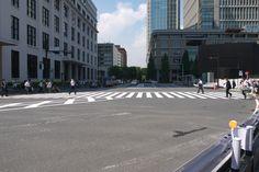東京 丸の内 道路 - Google 検索