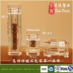 plastic bottles pharmaceutical pill Acrylic bottle with screw cap, View pharmaceutical plastic bottle, beauty plastic Product Details from Zhejiang Beiti Packaging Co., Ltd. on Alibaba.com