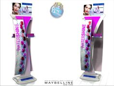 Point of Purchase Design | POP Design | POS Design | Health & Beauty POP | GENERALES by Wilson Ruiz at Coroflot.com