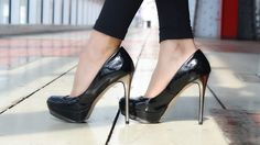 We discuss new report, 'High heels and workplace dress codes'