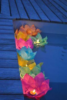 nenuphar sur eau decoration bassin                                                                                                                                                                                 Más