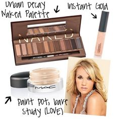 Get Carrie's look! PLL links to a youtube tutorial.