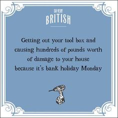 104 best humorous cards images on pinterest in 2018 fun cards got any diy projects planned for the bankholiday weekend new soverybritish greeting cards m4hsunfo