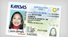 New driver's license requirements causing headaches for some in Kansas Utility Bill Payment, Id Card Template, Card Templates, Passport Card, Real Id, Lottery Numbers, Divorce Papers, Certificates Online