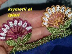 Old Technology, Crochet Earrings, Two By Two, Make It Yourself, Pattern, Jewelry, Facebook, Punch Needle, Crochet Trim