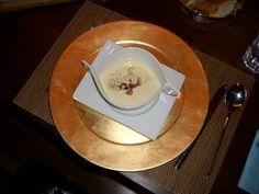 Knoblauchcremesuppe - der Suppenklassiker
