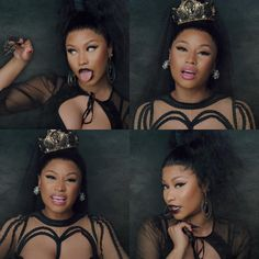 Beyonce Nicki Minaj, Nicki Minja, Nicki Minaj Barbie, Dance Moms Dancers, Queen Makeup, Brown Skin Girls, Celebrity Pictures, Rihanna, Actors & Actresses
