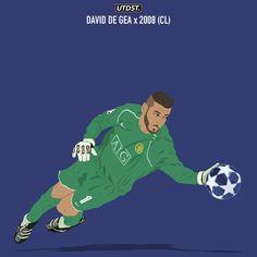 Man Utd Fc, Manchester United Football, David, The Unit, Illustration, Collection, Soccer, Athlete, Manchester United Soccer