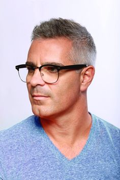 25 Best Hairstyles For Older Men 2018 Short Hairstyles