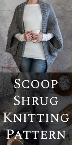 Scoop Shrug Knitting Patterns : Glamorous by Brome Fields - Stricken - Scoop Shrug Knitting Patterns : Glamorous by Brome Fields Scoop Shrug Knitting Patterns : Glamorous by Brome Fields Outlander Knitting Patterns, Shrug Knitting Pattern, Knit Shrug, Easy Knitting Patterns, Knitted Poncho, Loom Knitting, Knitting Stitches, Free Knitting, Cowl Patterns