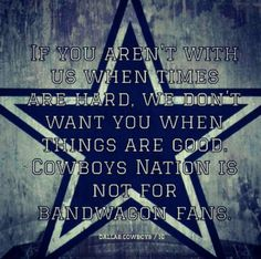 #CowboysNation #FinishTheFight Amen!!