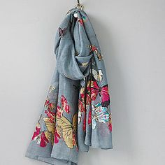Butterfly Scarf - best gifts under £50