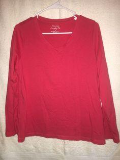 Sonoma T-Shirt. Long sleeve. 60% cotton, 40% modal. Size Large. Good used condition.   eBay!