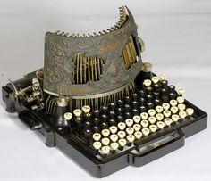 World's First Typewriters