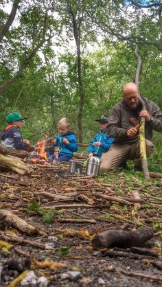 Get those kids out in the nature before this worlds technique consumes them