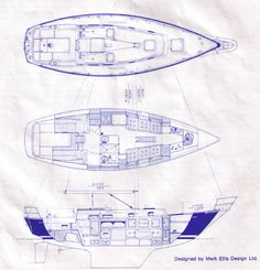 Niagara 35 sailboat - Google Search