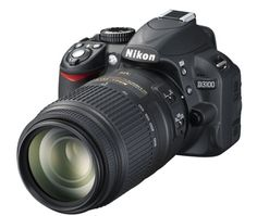 "Nikon D3100 – ""An Ideal DSLR for Starters"" {Have}"