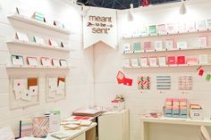 National Stationery Show 2013, Part 9 - Meant To Be Sent
