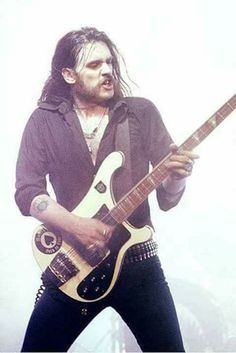 Lemmy Kilmister (Motorhead) - 24Dec 1945 - 28Dec 2015 (died at the age of 70)