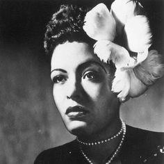 Billie Holiday? Gardenias? Yes please.