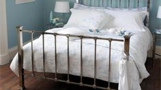 Classic Metal Bed Frame