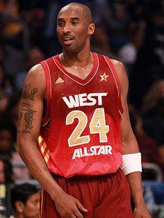 Kobe Bryant damn he looks good