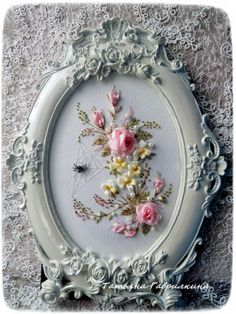 *RIBBON EMBROIDERY