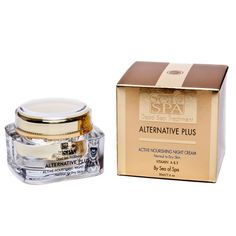 Sea of Spa Alternative Plus - Night Cream, 7.6-Ounce ** Find out more about the great beauty product at the image link.