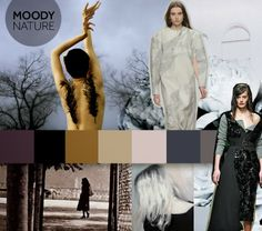 FASHION VIGNETTE: TRENDS // TELIO . FALL/WINTER 2014-15 COLOUR FORECAST