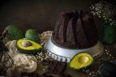 Bizcocho de chocolate y aguacates: la mezcla de sabores definitivos.